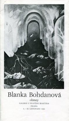 Blanka Bohdanová: Obrazy
