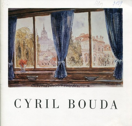 Cyril Bouda: Výbor z díla 1935-1977