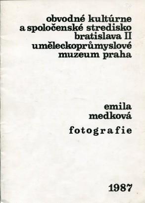Emila Medková: Fotografie