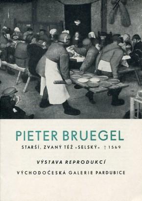 Pieter Bruegel starší, zvaný též selský +1569
