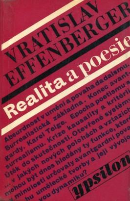 Effenberger, Vratislav - Realita a poesie