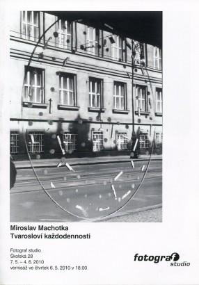 Miroslav Machotka: Tvarosloví každodennosti