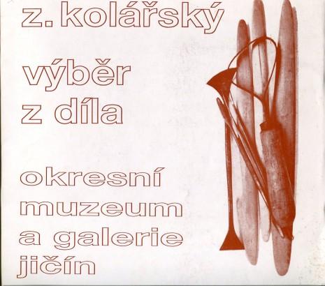 Zdeněk Kolářský: Výběr z díla