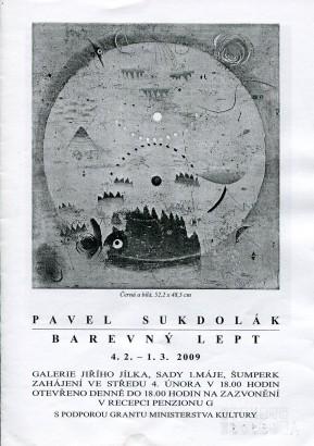 Pavel Sukdolák: Barevný lept