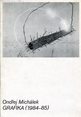 Ondřej Michálek: Grafika (1984 - 1985)