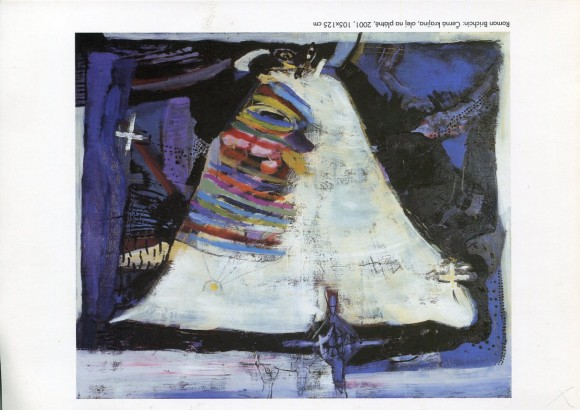 Roman Brichcín: Možnosti obrazu