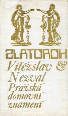Nezval, Vítězslav - Pražská domovní znamení