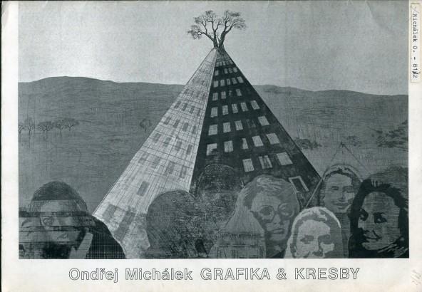 Ondřej Michálek: Grafika a kresby