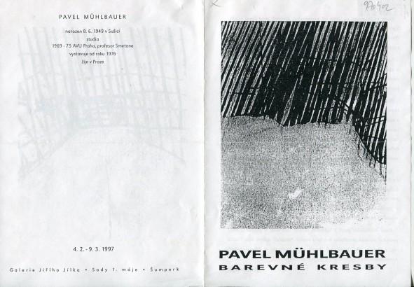 Pavel Mühlbauer: Barevné kresby