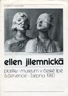 Ellen Jilemnická: Plastiky