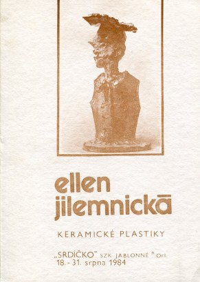 Ellen Jilemnická: Keramické plastiky