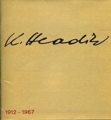 Karel Hladík 1912 - 1967