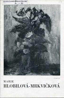Marie Hlobilová - Mrkvičková