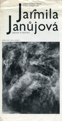 Jarmila Janůjová: Obrazy a grafika