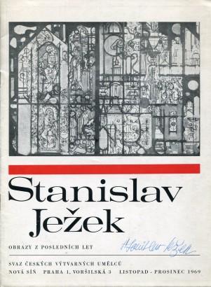 Stanislav Ježek: Obrazy z posledních let