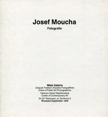 Josef Moucha: Fotografie