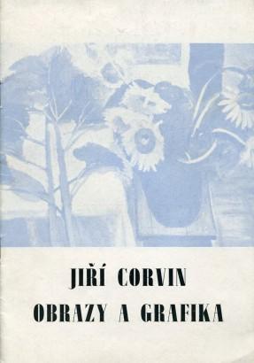 Jiří Corvin: Obrazy a grafika