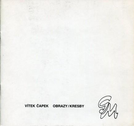 Vítek Čapek: Obrazy / kresby