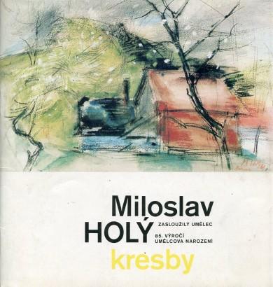 Miloslav Holý: Kresby