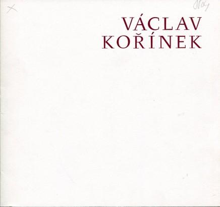 Václav Kořínek: Obrazy 1962 - 1987