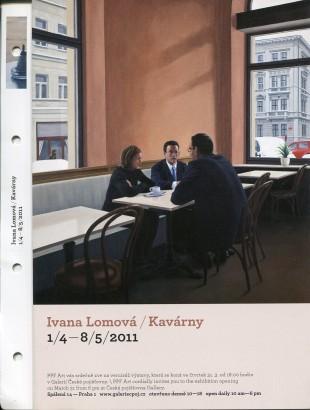 Ivana Lomová: Kavárny