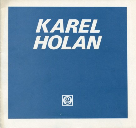Karel Holan: Obrazy 1920 - 1953