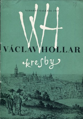 Václav Hollar: Kresby
