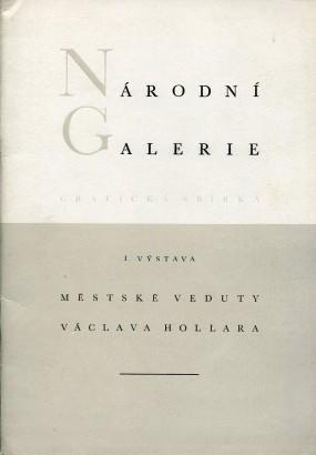 Městské veduty Václava Hollara