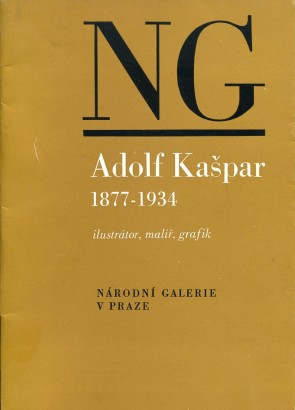 Adolf Kašpar 1877 - 1934
