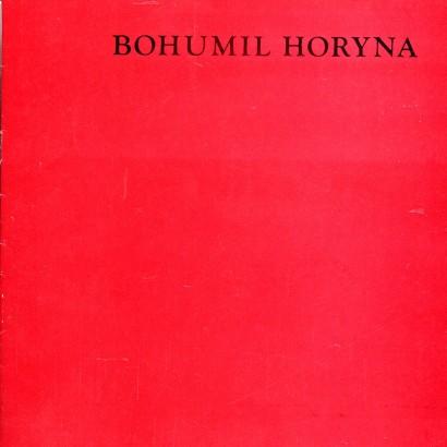 Bohumil Horyna: Obrazy, kresby