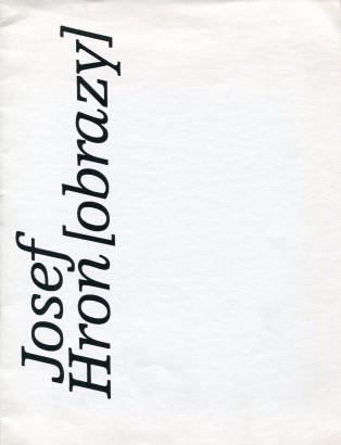 Josef Hron: Obrazy