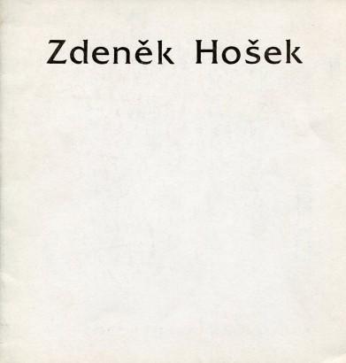 Zdeněk Hošek: Plastiky, kresby