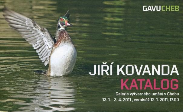 Jiří Kovanda: Katalog