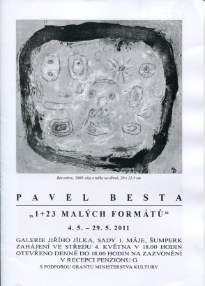 Pavel Besta: 1 + 23 malých formátů