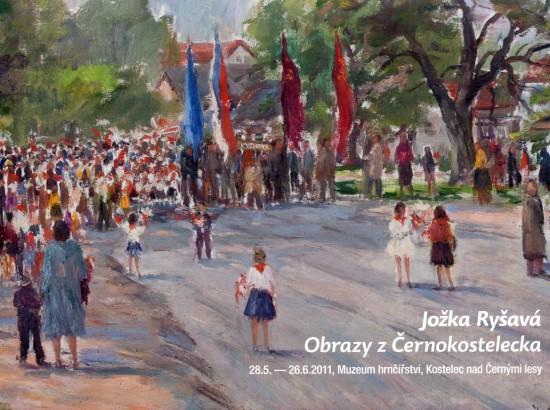 Jožka Ryšavá: Obrazy z Černokostelecka