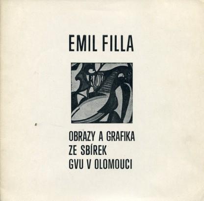 Emil Filla: Obrazy a grafika ze sbírek GVU v Olomouci