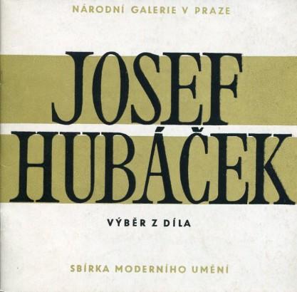 Josef Hubáček: Výběr z díla