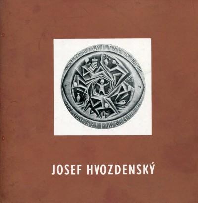 Josef Hvozdenský: Přehled tvorby 1958 - 1982