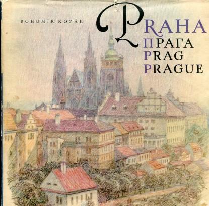 Kozák, Bohumír - Praha / Прага / Prag / Prague