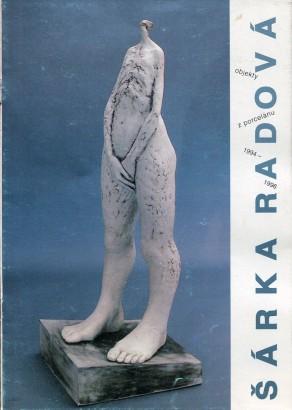 Šárka Radová: Objekty z porcelánu 1994 - 1996