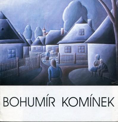 Bohumír Komínek
