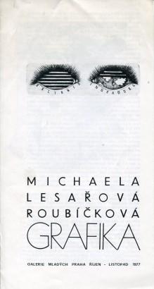 Michaela Lesařová Roubíčková: Grafika