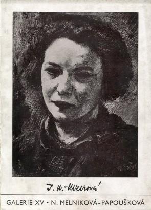 Melniková Papoušková, Naděžda - Julie W. Mezerová
