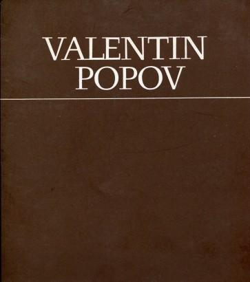 Valentin Popov: Obrazy a kresby '77 - '88