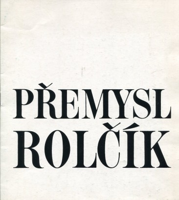 Přemysl Rolčík: Grafické dílo