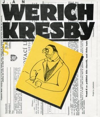 Werich, Jan - Jan Werich: Kresby