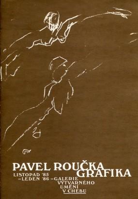 Pavel Roučka: Grafika