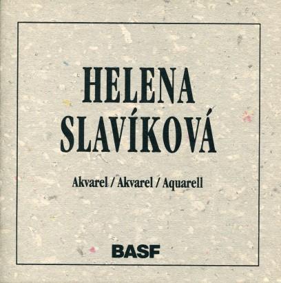 Helena Slavíková: Akvarel / Akvarel / Aquarell