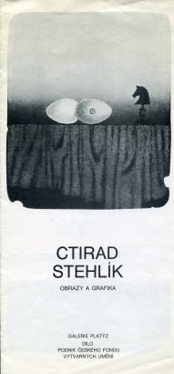 Ctirad Stehlík: Obrazy a grafika