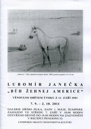 Lubomír Janečka: Bůh žehnej Americe